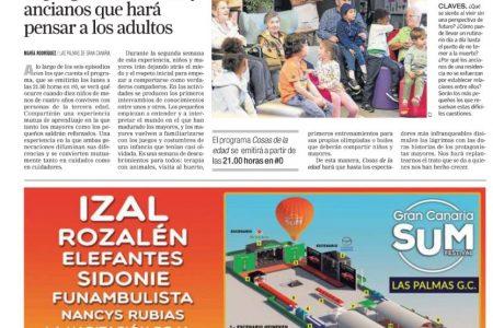 Gran Canaria SUM Festival en prensa